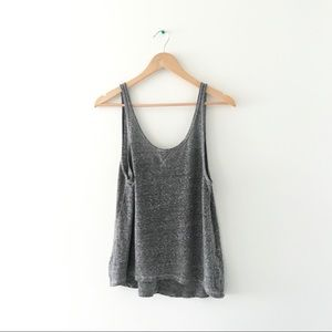 Abercrombie & Fitch Low Back Tank Top
